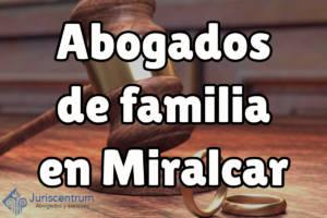 En Juriscentrum encontrarás a los mejores abogados de familia de Miralcar.