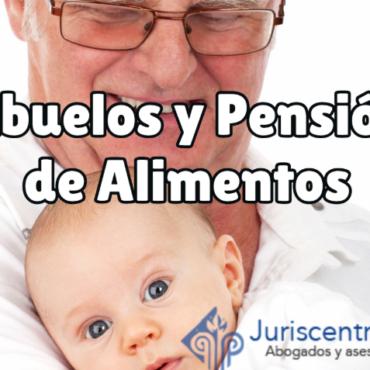 ¿Se puede obligar a los abuelos a pagar la pensión de alimentos?