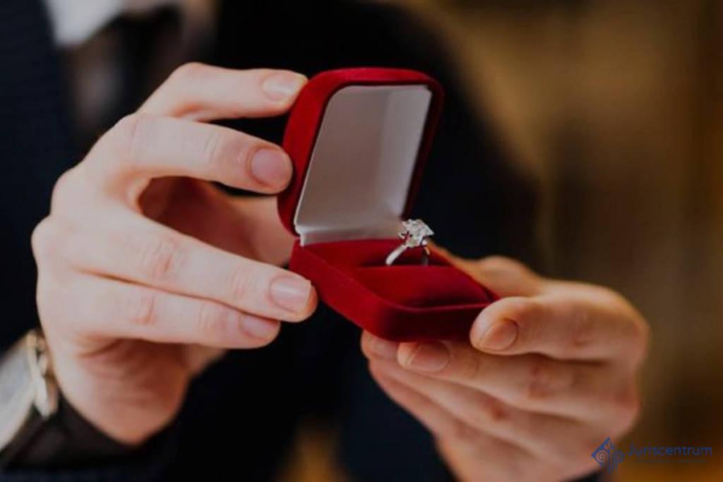 ¿Qué ocurre si se rompe la promesa del matrimonio?